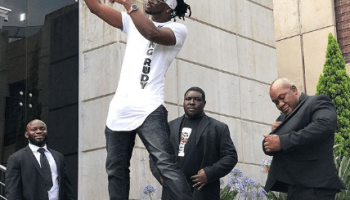Rudeboy recruits Phyno and Olamide on Double Double|Culture