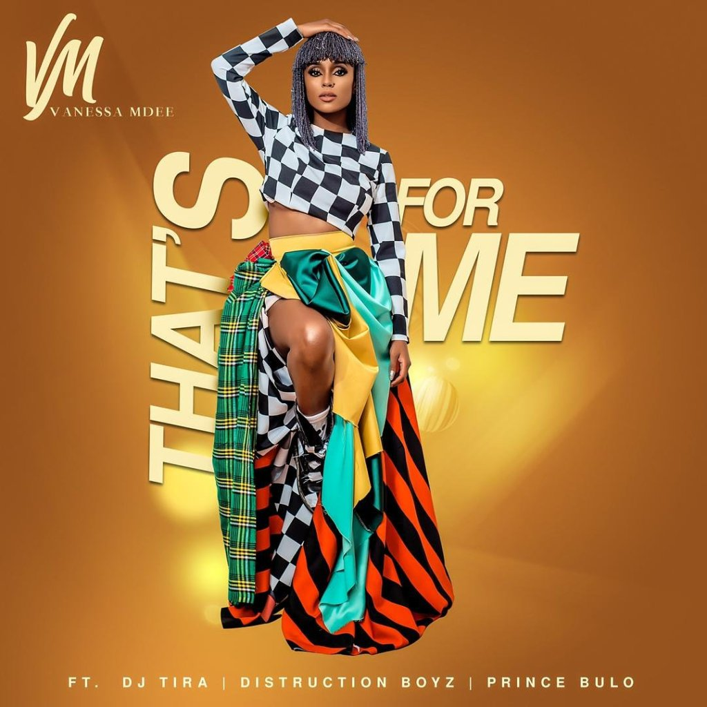 Vanessa Mdee that's for me