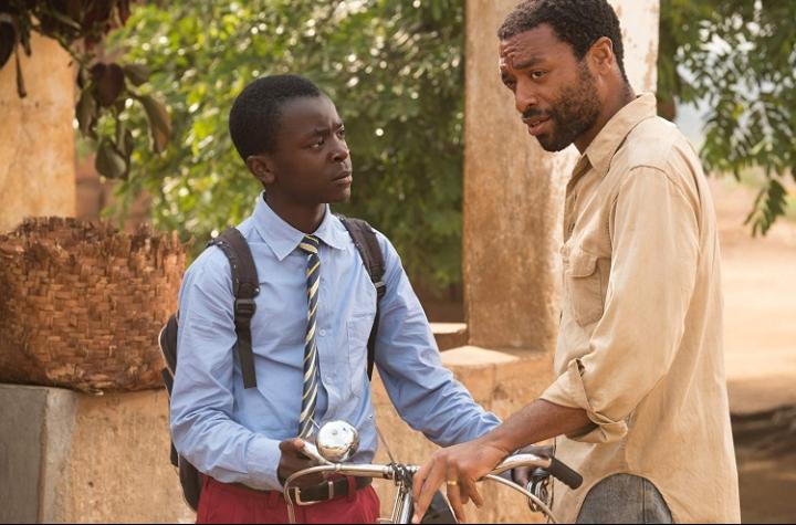 Chiwetel Ejiofor Netflix