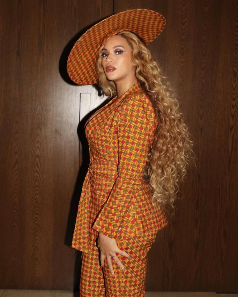 Beyonce in Ena Gancio