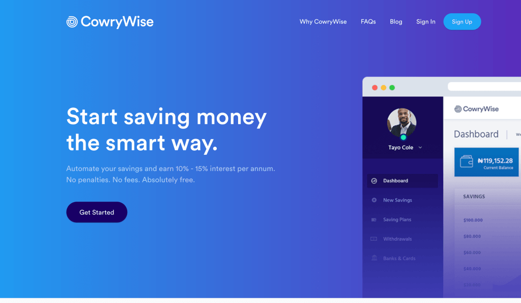 Digital Saving App