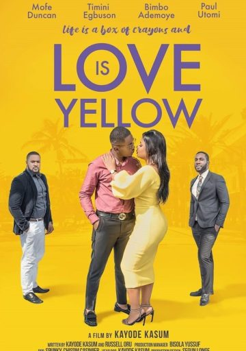 Love Is Yellow