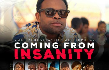 Coming From Insanity review