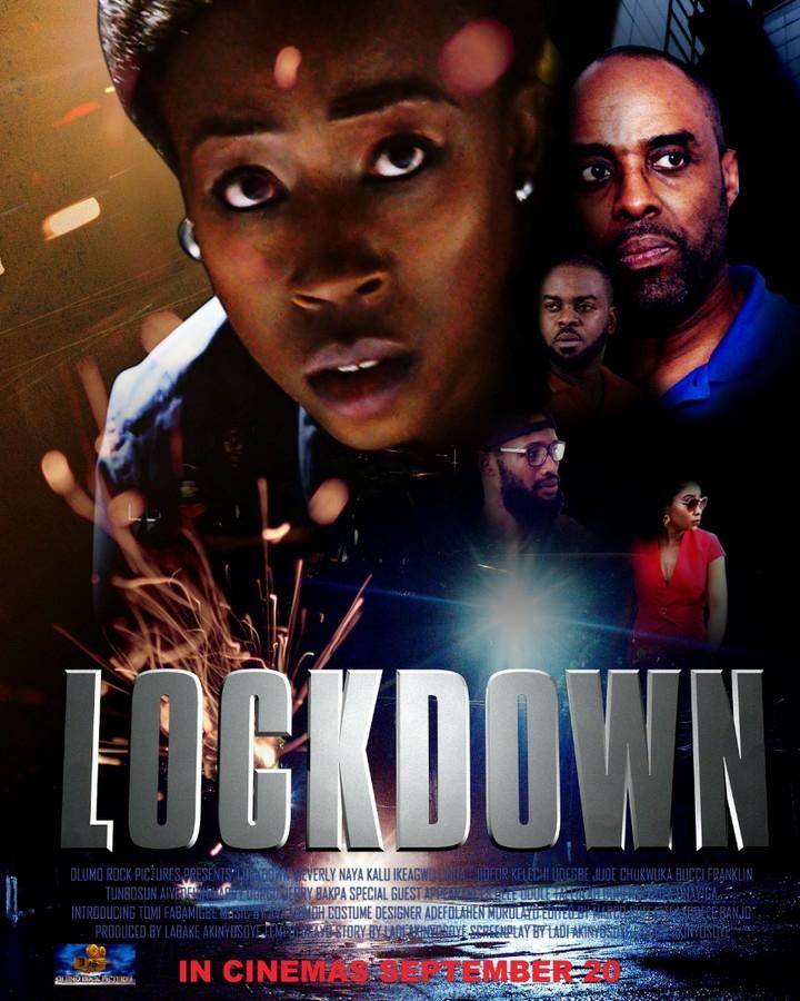 Lockdown trailer starring Beverly Naya and Kalu Ikeagwu