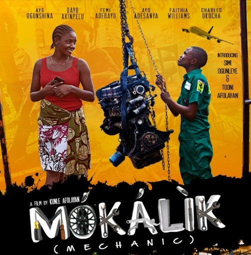 Netflix has acquired Mokalik, Kunle Afolayan latest film