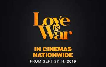 Love is War review