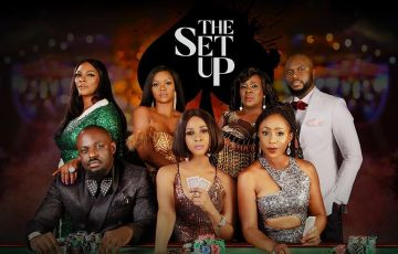 Niyi Akinmolayan's The Set Up Grosses 21 Million in 5 Days d