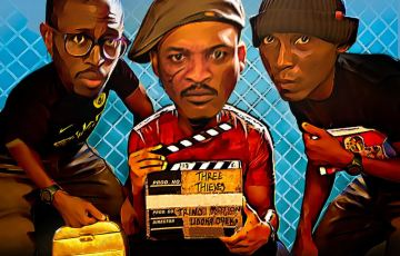 Three Thieves, arguably the best Nollywood comedy released this year, is now streaming on Amazon Prime