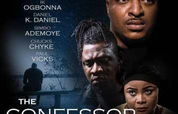 The Confessor trailer ik ogbonna