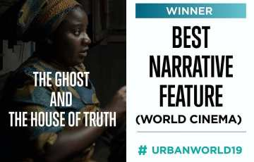 The Ghost and The House of Truth Urbanworld 2019 Best narrative feature