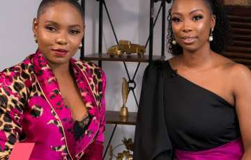 Yemi Alade Ndanitv the juice