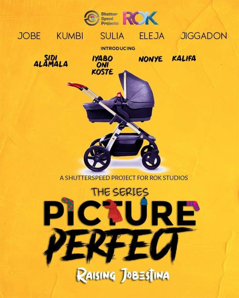 Watch the Trailer for 'Picture Perfect Series: Raising Jobestina'