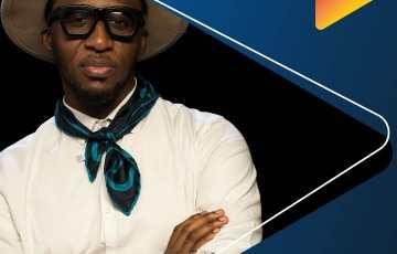 Watch Bez Idakula on Ndanitv the mix