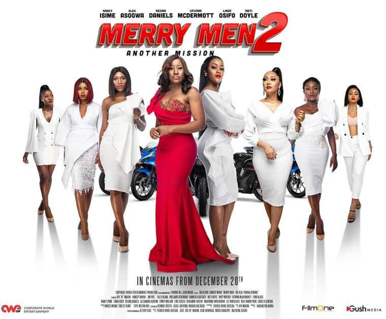 Merry Men 2 Teaser The Women come for Blood