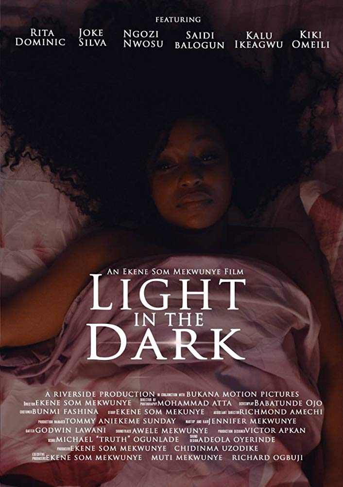 light in the dark now on Amazon prime video