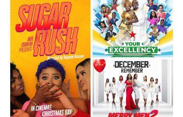 Anticipated Nollywood December blockbuster films 2019
