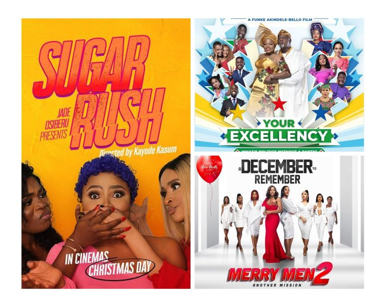 Anticipated Nollywood December blockbuster films 2019