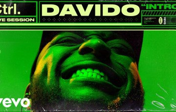 Watch Davido Perform 'Intro' and 'Greed Light Riddim' for Vevo CTRL