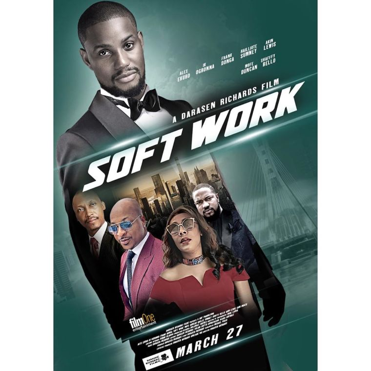 Soft Work Trailer The Most Dangerous Heist in Lagos