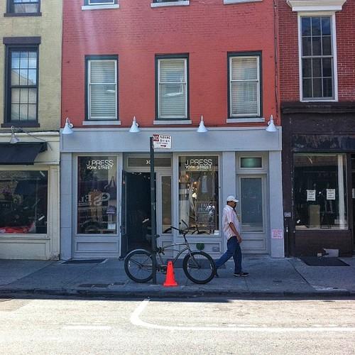 J. Press York Street