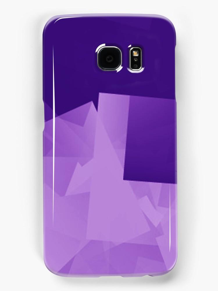 Culturedarm Logo Indigo Violet Samsung Case