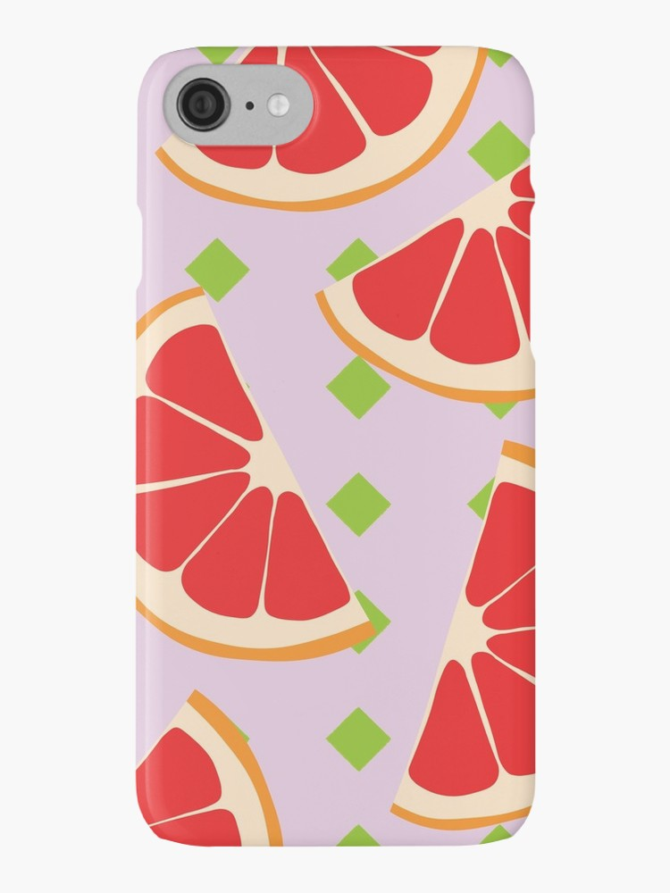Culturedarm Grapefruits iPhone Case