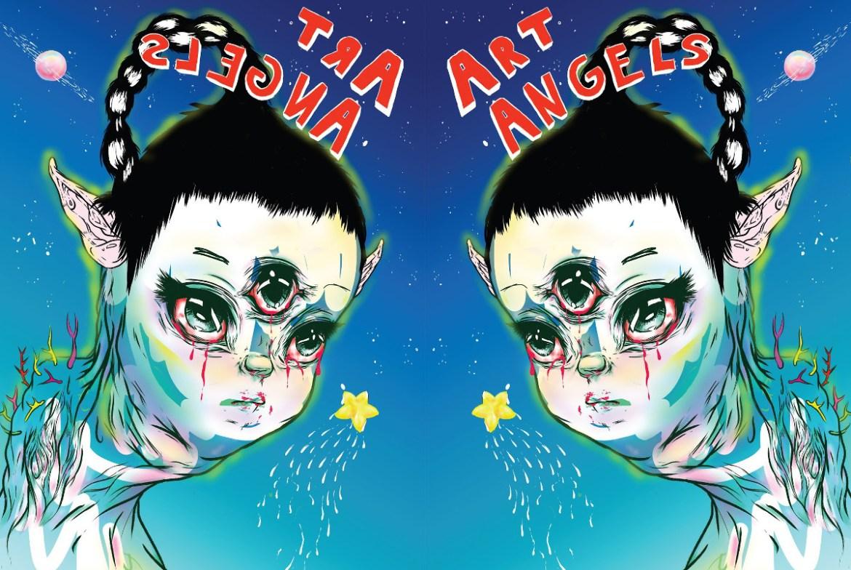 Grimes Art Angels 3