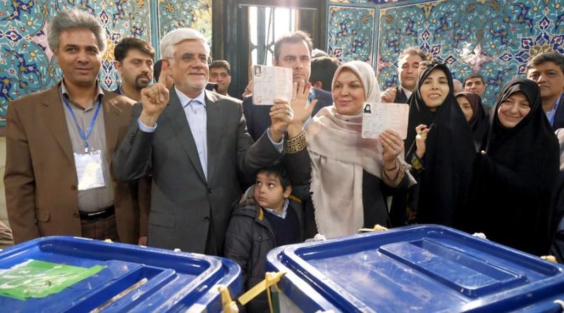 Iran Elections 1