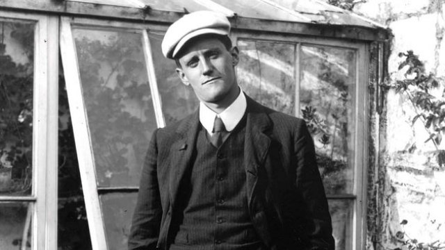 James Joyce Flat Cap 1
