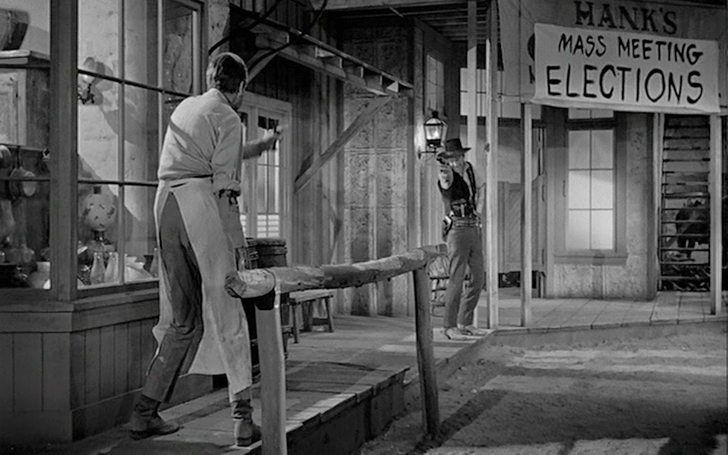 an analysis of the film the man who shot liberty valance by john ford The man who shot liberty valance  john ford's film career began  from this rose auteurism—authorship theory—and mise-en-scène analysis ford was.