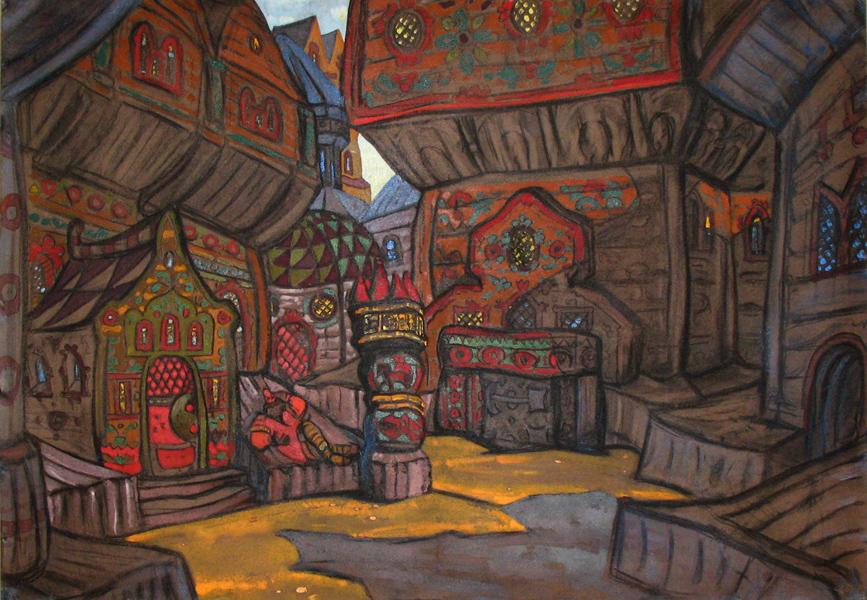 Roerich Polovtsian
