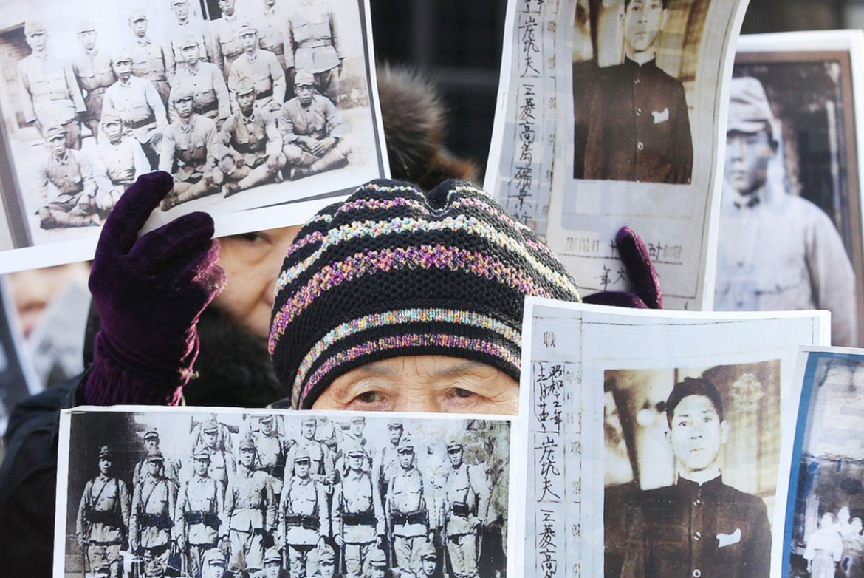 South Korea Japan Comfort Women 2