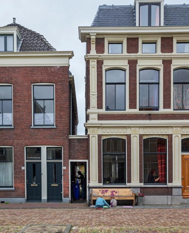 Vermeer The Little Street Reconstruction 1