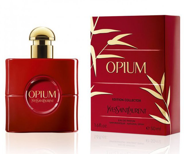 YSL Opium Rouge Fatal