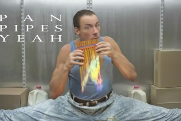 Pan Pipes are badass