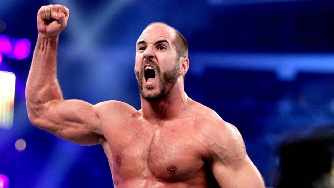 Cesaro wrestler