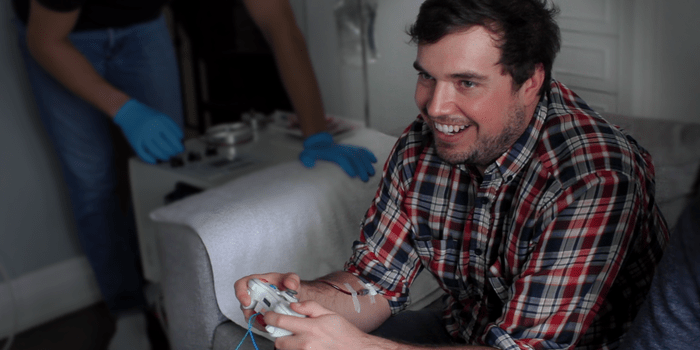 blood sport gamer