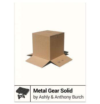 Metal Gear Solid Boss Fight Books