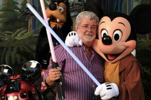 George Lucas quits Star Wars