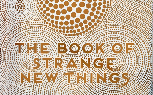 Michel Faber - The Book Of Strange New Things (img Telegraph)
