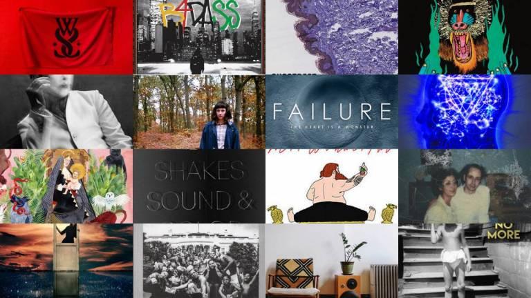 Cultured Vultures Albums of 2015