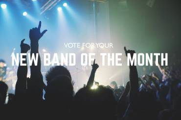New Band of the Month