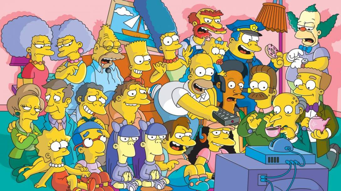 The Simpsons couch gag decade