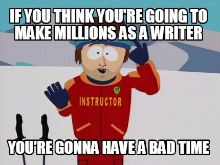 Bad time writer
