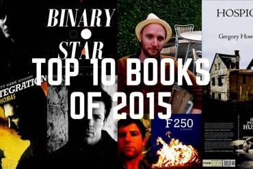 Top 10 Books of 2015