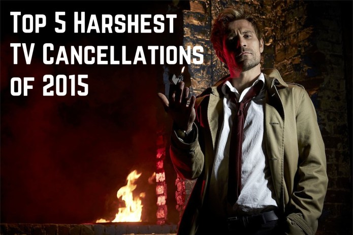 harshest cancellations of 2015