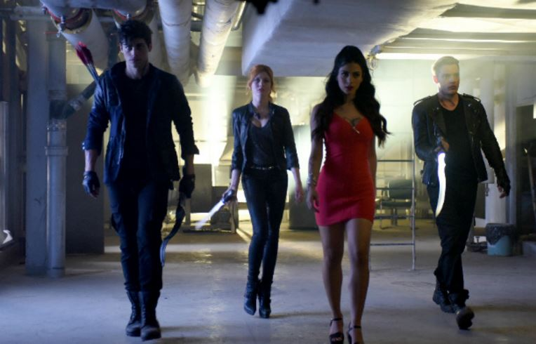 Shadowhunters first impressions
