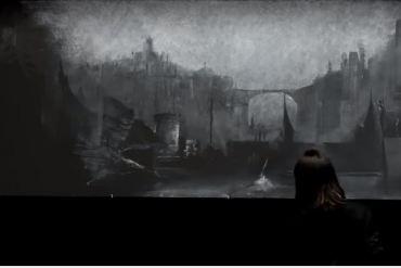 Dark Souls 3 chalk art
