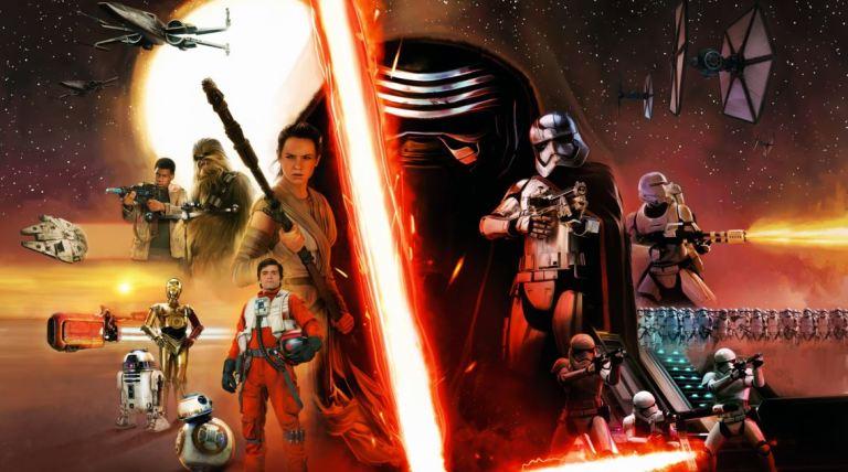 Make Me Like Star Wars Episode Vii The Force Awakens