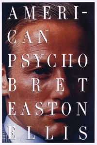 AmericanPsycho Book Cover